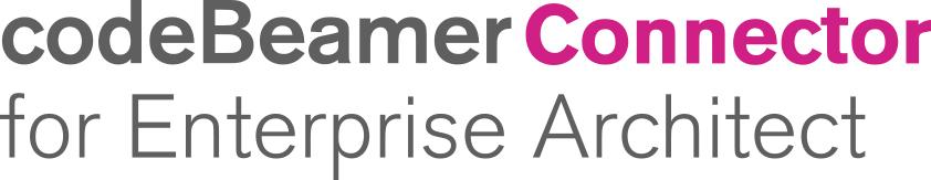 codeBeamer Connector for Enterprise Architect Logo